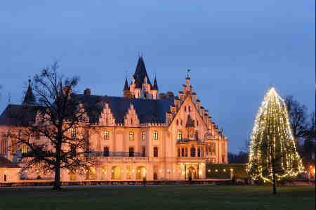 Advent v grafeneggu so zlavou